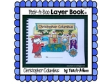 Peek-A-Boo Layer Book: Christopher Columbus