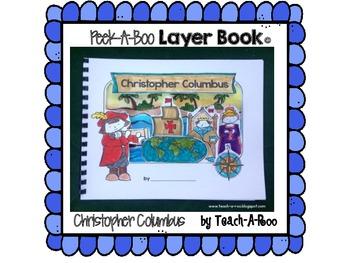 Peek-A-Boo Layer Book: Christopher Columbus