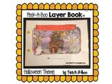 Peek-A-Boo Layer Book: Halloween Theme