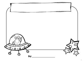 Peek-A-Boo Layer Book: Space Theme
