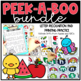 Peek-A-Boo Letter Bundle