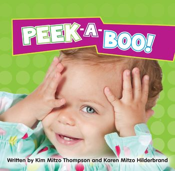Peek-A Boo Read-Along eBooks & Audio Track