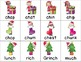Peek!  A Christmas Digraphs Game {ch, sh, th, wh}