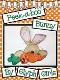 Peek-a-Boo Bunny Craft