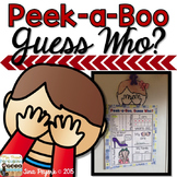 Peek-a-Boo, Guess Who? All About Me!