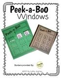 Peek-a-Boo Windows