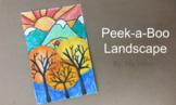 Peek-a-Boo Landscape