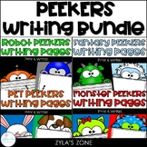 Peekers Writing & Craft Pages | The Bundle