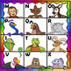 Peekover Animal Page Toppers - A - Z Alphabet Series