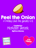 Peel the Onion: Poetry Unit
