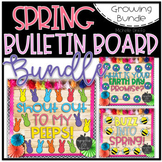 Spring Bulletin Board Bundle