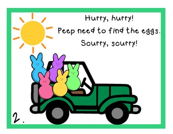 Peep In A Jeep {Book Set}