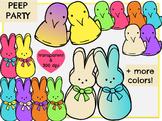Peep Party (Digital Clip Art)