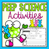 Peep Science Activities
