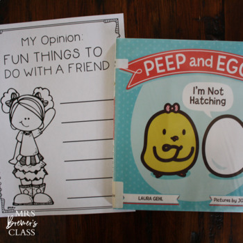 Peep and Egg I'm Not Hatching