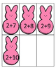 Peeps Addition Facts 2's