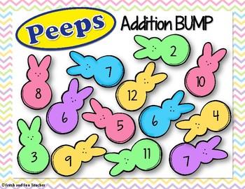 Peeps Easter BUMP