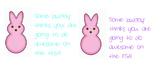 Peeps Bunny Testing Treat