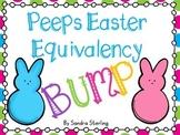 Peeps Easter Equivalency Bump