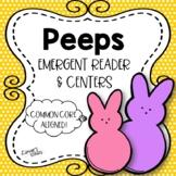 Peeps Emergent Reader & Centers