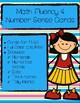 Peeps Math Fluency & Number Sense Cards | English | 11-20