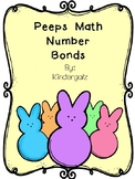 Peeps Math Number Bonds