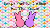 Peeps Part Part Whole Addition Puzzle