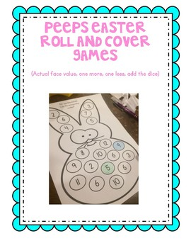 Peeps Roll and cover