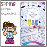 Peeps Science Experiment  for Preschool- Kindergarten