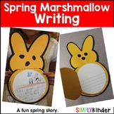 Easter Activities - Spring Marshmallow Story