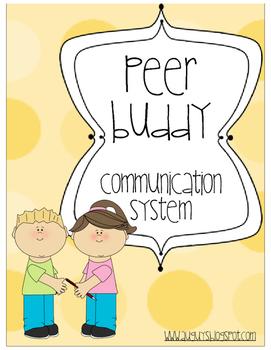 Peer Buddy Communication Books
