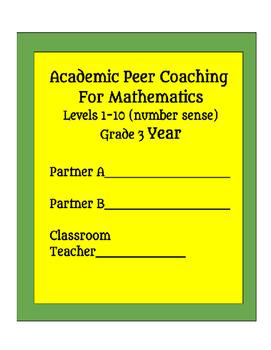 RTI Peer Coaching for Mathematics - Grade 3 Number Sense