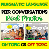 Peer Conversations Real Photos On Topic Off Topic Social P