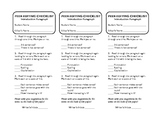Peer Editing Checklist for Research Paper Inroduction