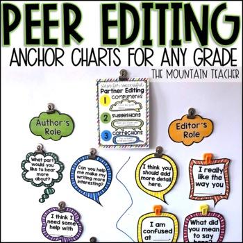 Peer Editing Made Easy