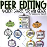 Peer Editing Writing Made Easy
