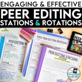 Peer Editing Stations and Rotations