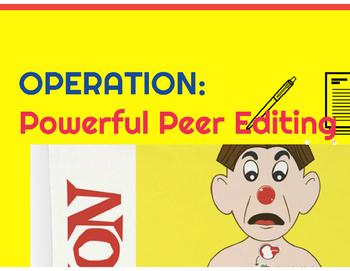 Peer Editing: Writing, Proof Reading Prezi Presentation
