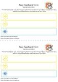 Peer Feedback - 2 stars and a wish