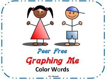 Peer Free Graph Me: Color Words