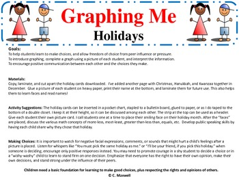 Peer Free Graphing Me-My Favorite Holiday