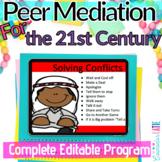 Peer Mediation for the 21st Century Bundle