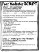 Peer Mediation Program: Printables Pack