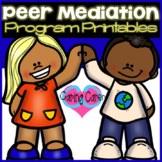 Peer Mediation Program: Printables Pack
