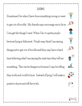 Peer Pressure: Social Stories For Students With Autism