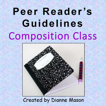 Peer Reader's Guidelines for Composition Class