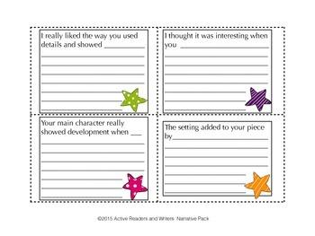 Peer Reflection Cards Bundle Pack