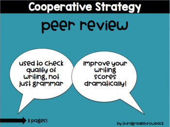 Peer Review Strategy