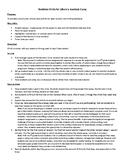 Peer Revision Circle for Literary Analysis Essay