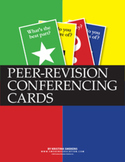 Peer-Revision Conferencing Cards